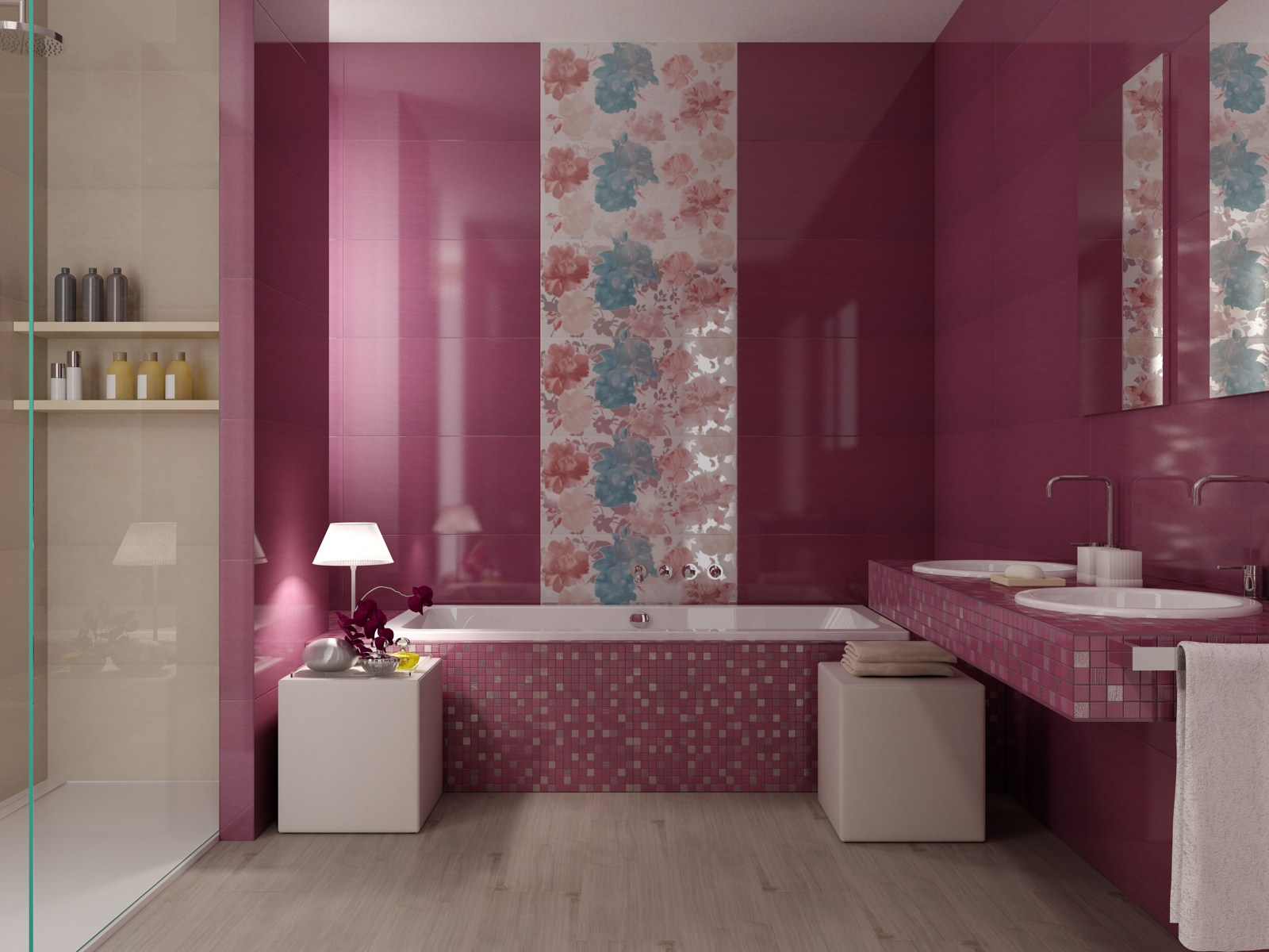 Salle de bain tunisie faience for Devis salle de bain tunisie